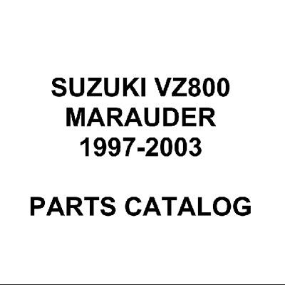 2003 marauder
